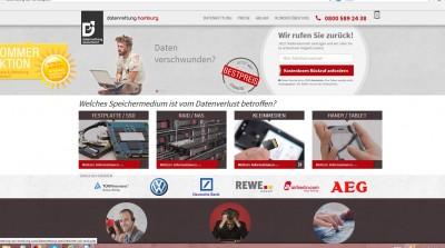 Server-Datenrettung aus Hamburg. IT-Datenretter aus Hamburg retten Ihre Daten jetzt sicher und erfolgreich