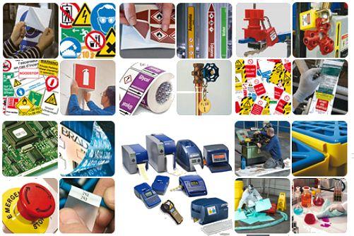 Brady-Distributor für Kennzeichnung und Arbeitssicherheit