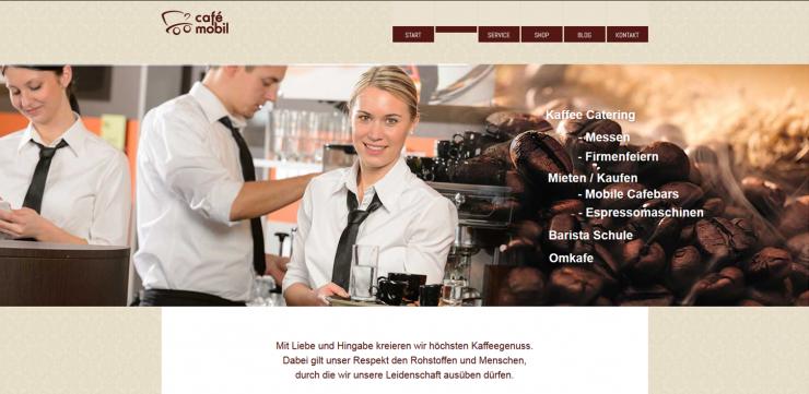 Barista mieten - Barista Café