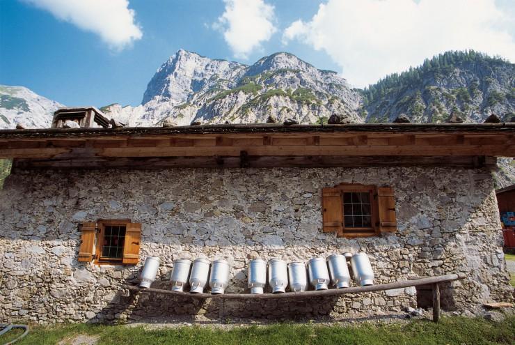 Ausgezeichnete Tiroler Küche in den Wanderhotels Tirol