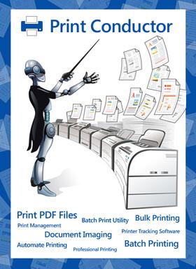 Automatisiertes Drucken von Outlook MSG-Dateien mit dem Print Conductor 4.3