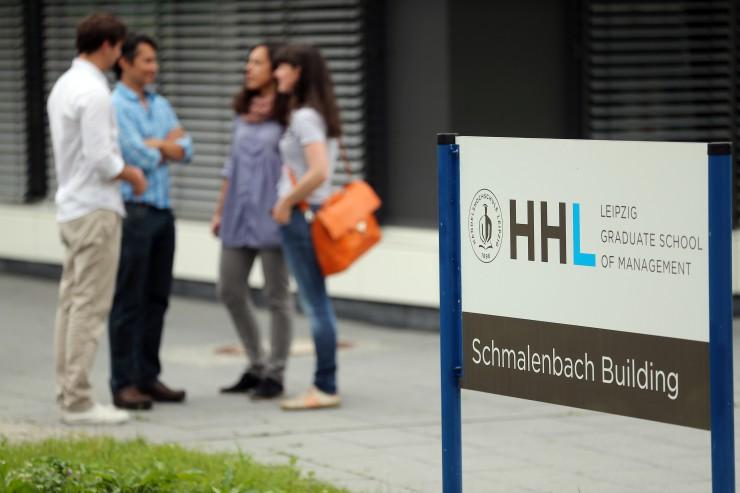 Campus- und City-Tour inklusive: HHL-Master-Infotag am 24. Oktober 2014 mit Erlebnischarakter