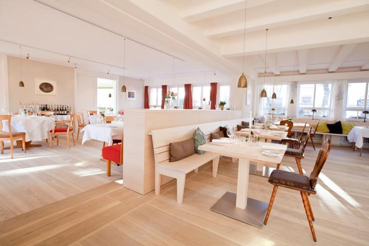 Bio Restaurant mit BIO HOTELS Ursprung