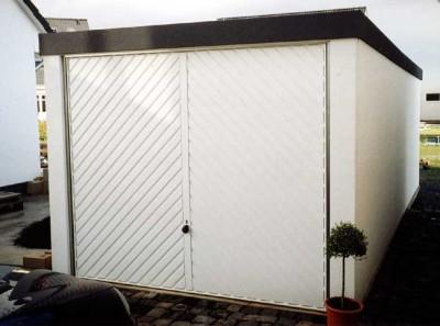 Sonnenstürme und elektrische Garagentorantriebe