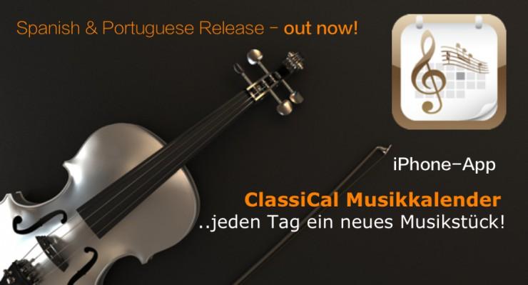 andante media veröffentlicht spanisches und portugiesisches Release der Musik-App
