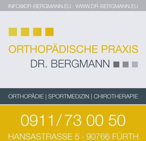 Ihr professioneller Ansprechpartner für den Tennisarm und dessen Behandlung - Orthopädische Praxis Dr. Bergmann in Fürth
