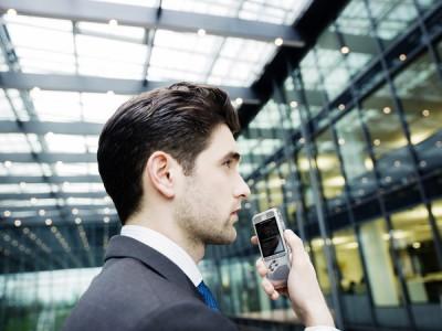 Testen Sie jetzt kostenlos SpeechScribe: Die Philips Diktier-Experten beraten Sie persönlich