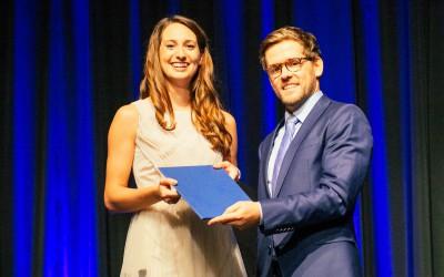 Marketing-Preis | Beste Marketingstudentin an der HHL überzeugt in Theorie und Praxis