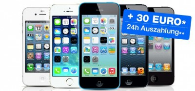 Es ist vollbracht - iPhone 6 und iPhone 6 Plus sind angekommen