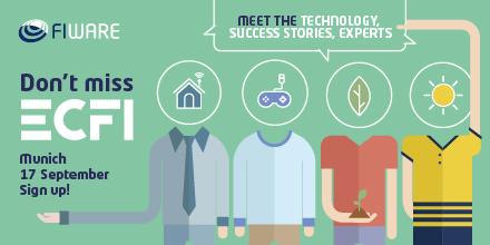 80 Mio. Euro Finanzhilfe von der Europäischen Kommission für kleine und mittlere Unternehmen und Startups, die ihre Apps mit FIWARE entwickeln