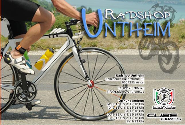 Radsportshop Untheim - Fahrräder, Zubehör und professioneller Service