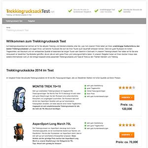 Auf den richtigen Trekkingrucksack kommt es an: trekkingrucksacktest.net