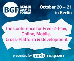 Das Berlin Games Forum 2014 (BGF) schärft seine Kompetenz für Mobile Games