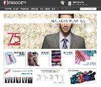 Tiesociety Krawatten Shop