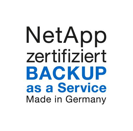NetApp Deutschland GmbH zertifiziert das Nürnberger Systemhaus teamix GmbH mit seiner Cloud-Backup Lösung FlexVault als offiziellen