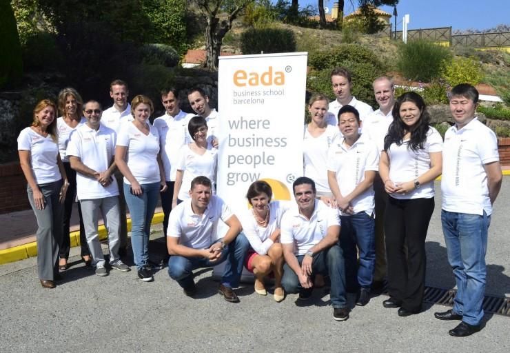 Studieren in 5 Ländern. 3. Klasse des Global-Executive-MBA-Programms der HHL und der EADA gestartet