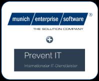 Prevent IT ist neuer Entwicklungspartner der munich enterprise software