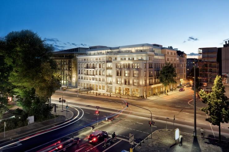 INNSIDE BY MELIà - Logenplatz par excellence in Leipzigs Innenstadt ab 2016!