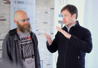 Die Entscheidung der Anderen oder: Spieltheorie an der HHL Leipzig Graduate School of Management
