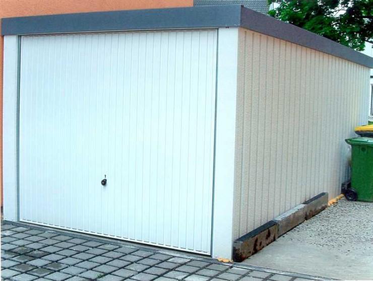 Graffiti auf Garagentoren ist eine Sachbeschädigung