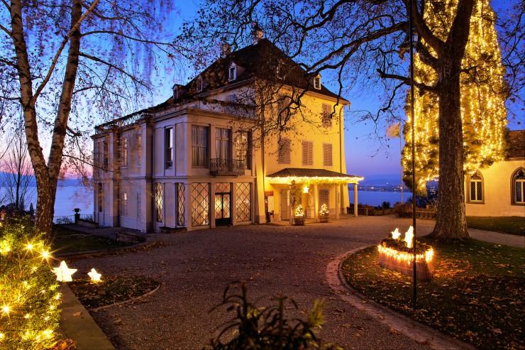 British Christmas auf Schloss Arenenberg