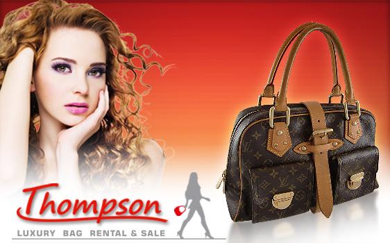 Thompson Bags - Luxushandtaschen zum Schnäppchenpreis