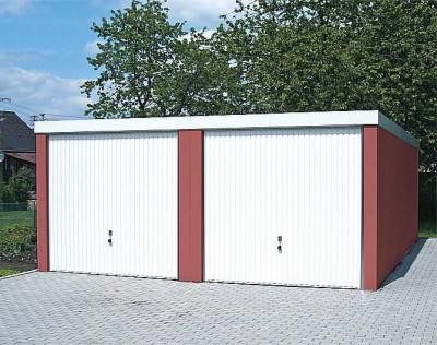 Exklusiv-Garagen: Abschattung und Abwurf durch Bäume