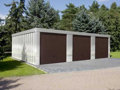 Das Zuparken der eigenen Garage verhindern