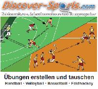 www.discover-sports.com - Online-Software und Übungssammlung