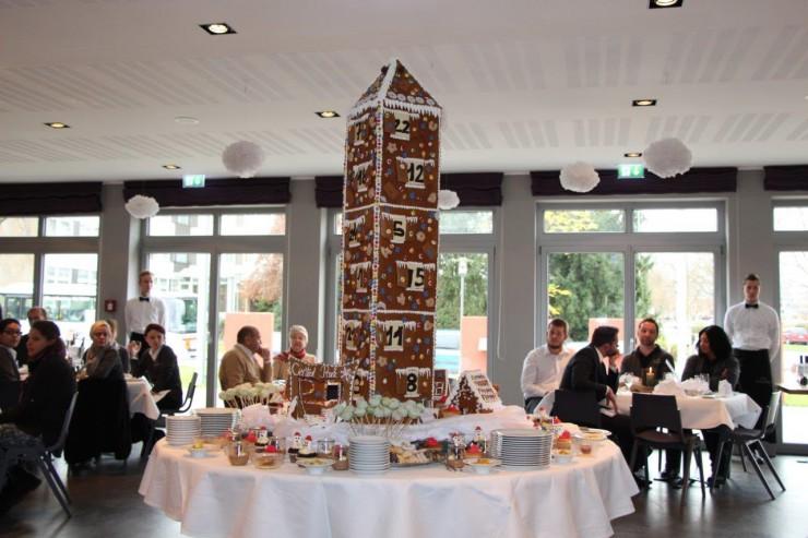 Steigenberger Akademie und Internationale Hochschule feiern den Advent