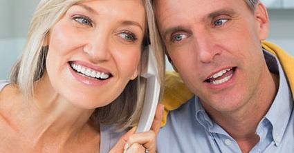 Billig telefonieren nach Deutschland mit ruf an + spar - und dem Festnetzanschluss BASICO.