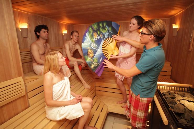Weiterbildung/ Ausbildung/ Lehrgang Sauna-Beraterin/in, Sauna-Expert/in, Sauna & Thermen-Manager/in