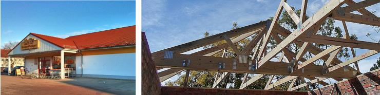 Nagelplattenbinder - eine riskante Dachkonstruktion?