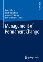 HHL-Forschungscenter CASiM veröffentlicht Buch zum Management des permanenten Wandels