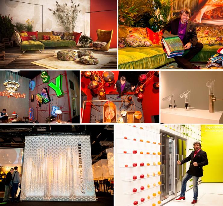 imm Cologne 2015 - Trendblick: Top-Designer Torsten Müller nennt seine persönlichen Design-Highlights abseits des Mainstream