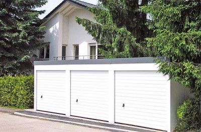MC-Garagen: Eigentum und Enteignung im Garagenbau