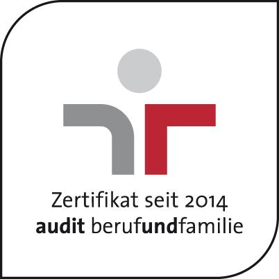 teamix GmbH wird für familienbewusste Personalpolitik ausgezeichnet