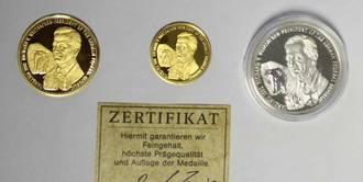 Richard von Weizsäcker, der Goldschatz und das Bundespräsidialamt