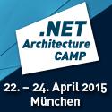 .NET Architecture Camp startet im April 2015 in München
