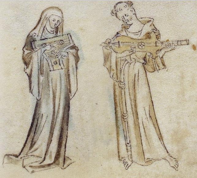 Sänger/innen für englische Musik des Mittelalters gesucht - Workshop auf BURG FÜRSTENECK