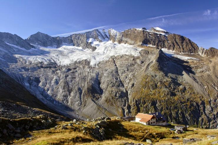 Naturpark Zillertaler Alpen ist