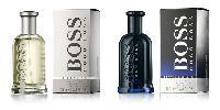 Ein neuer Look für das Parfum Boss Bottled