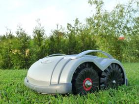 Roboterrasenmäher - Rumsauer senkt Preis für das Einstiegsmodell Wiper Blitz 2.0