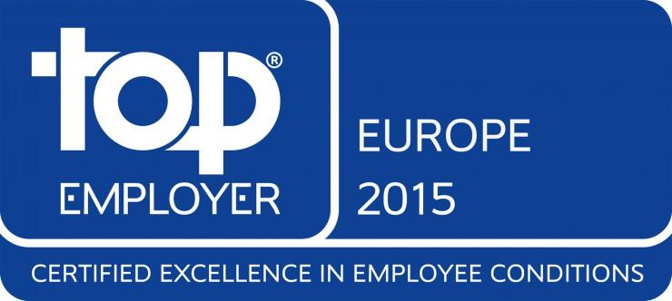 BSH gehört erneut zu den besten Arbeitgebern in Europa