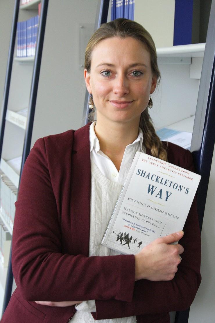 Leipziger Buchmesse. Buchtipp von HHL-Studentin rückt Führungsstil von Manager in den Fokus