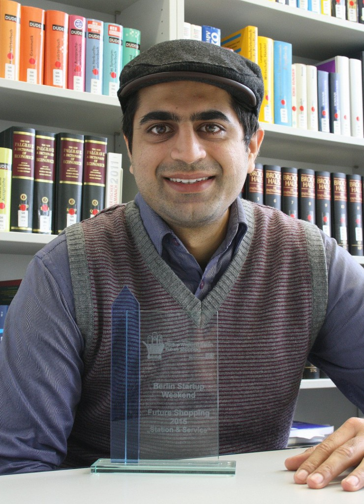 HHL Researcher from India Provides New Impetus for Social Shopping in Germany
