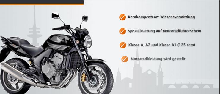 Hamburger Fahrschule läutet die Motorrad-Saison ein