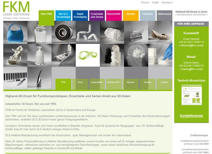 Rapid Prototyping, Ersatzteil- und Kleinserienfertigung in Zeiten additiver Fertigungsverfahren