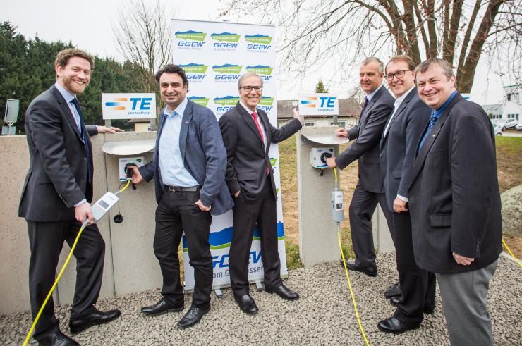 Elektromobilität: Bensheim wird Modellkommune für intelligente Ladeinfrastruktur