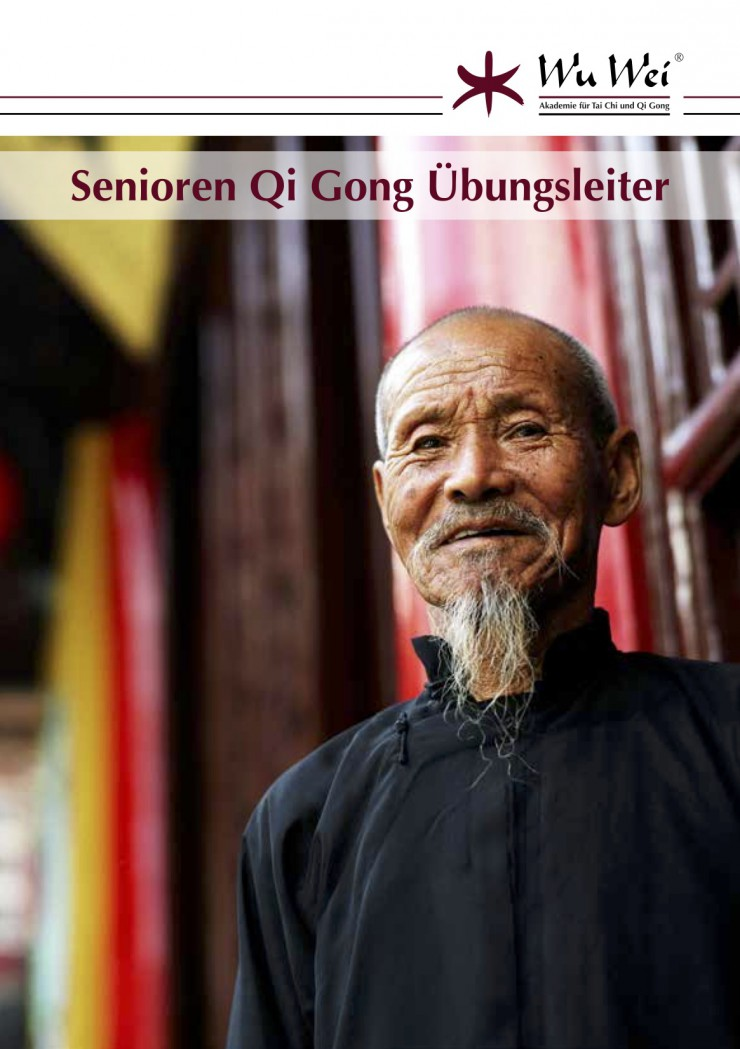 Intensivausbildung zum Senioren Qi Gong Übungsleiter